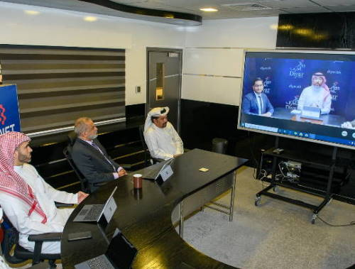 BNET Signs Agreement with Diyar Al Muharraq to Develop Fixed Telecommunications Infrastructure