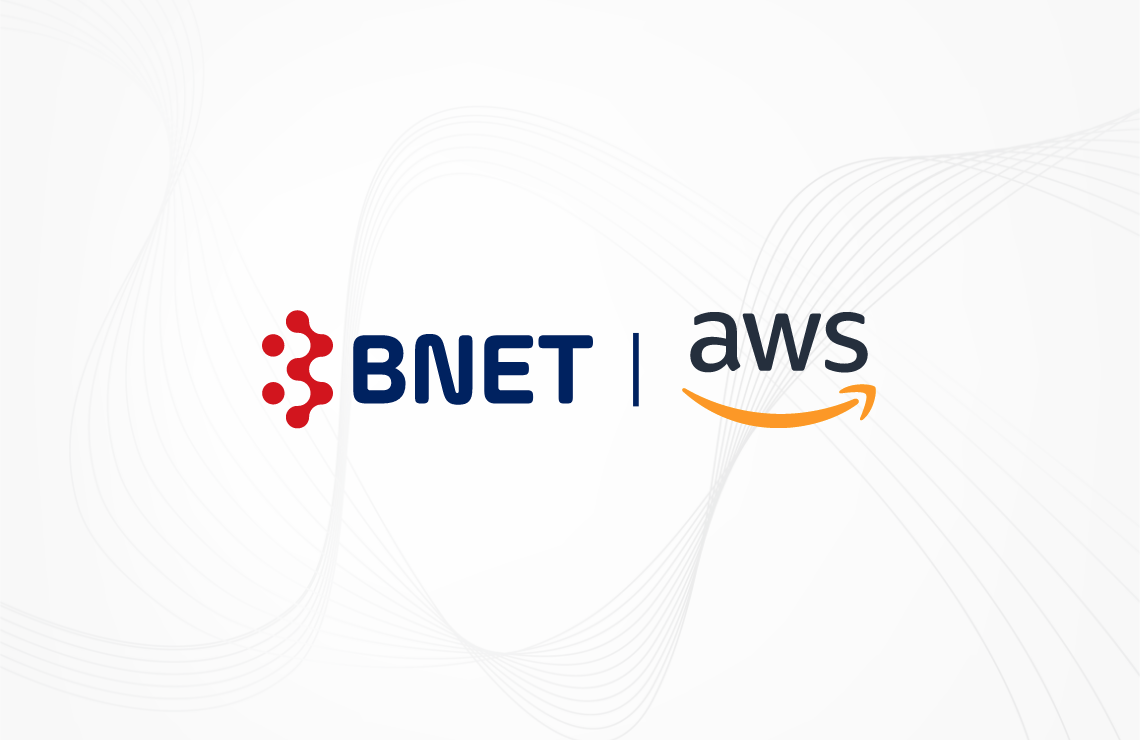 Case study on BNET's application of AWS cloud solutions